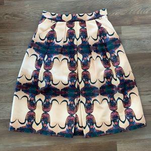 Prada Born Free Africa Skirt